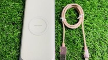 【開箱】Samsung 無線閃充行動電源一個月使用心得