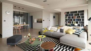 就愛木地板! 10 個木地板的家,功能、特色一目了然!