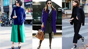 90s 時尚回歸!時尚女孩都該會的「高領穿搭公式」
