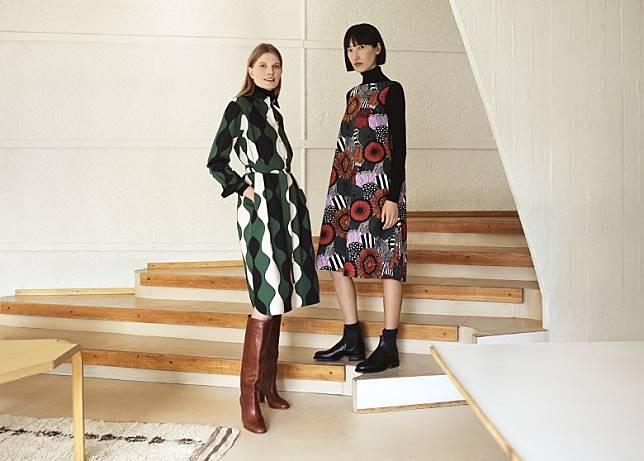 Marimekko x UNIQLO連身裙(互聯網)
