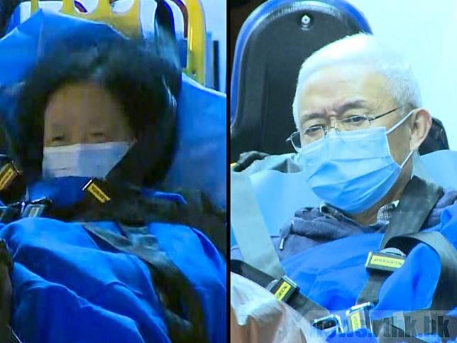 衞生防護中心公布,本港多兩宗對新型冠狀病毒呈陽性的個案,病人為一對夫婦,來自武漢,大部分時間逗留在酒店,消息指他們已確診。