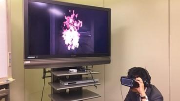 不再是邊談笑邊集合︰VR避難訓練