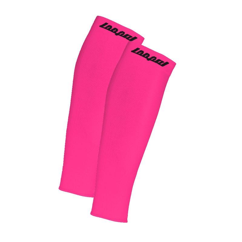 Loopal 平價品牌 專業 運動腿套 壓縮腿套 螢光粉色 【超低體驗價】推廣中