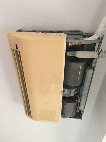 【洗樂優清潔家】吊隱式冷氣機(室內機+室外機)清潔保養
