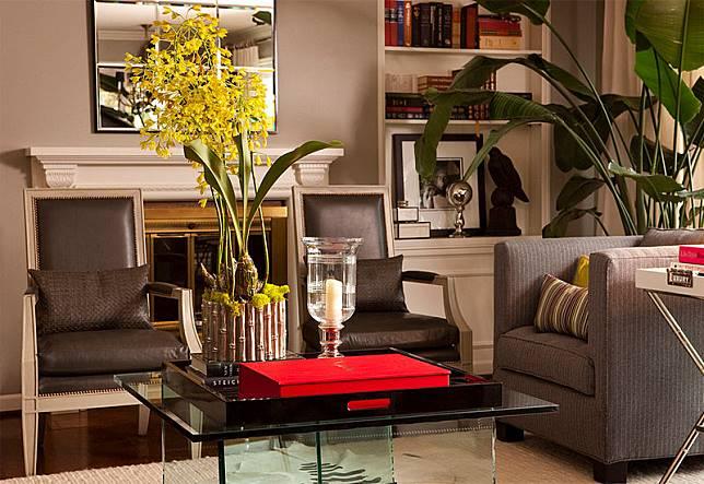 Desain Ruang Tamu Tanpa Kursi  8 ide mendekorasi ruang tamu dengan tanaman hias