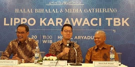 Ceo Lippo Karawaci, John Riady. ©2019 Merdeka.com/Yayu Agustini Rahayu