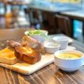 トーストセット - 実際訪問したユーザーが直接撮影して投稿した渋谷カフェPain au Sourireの写真のメニュー情報