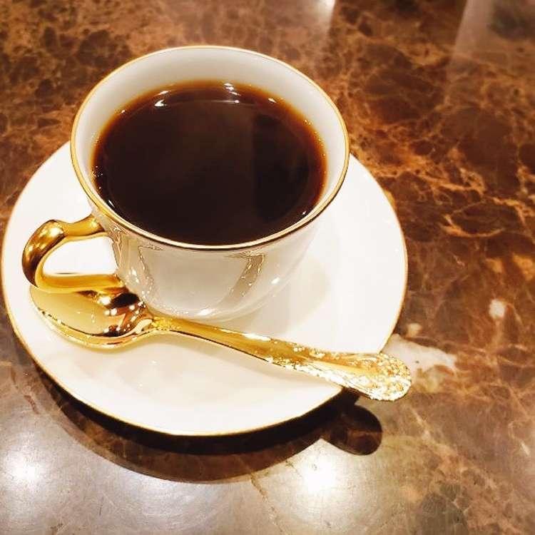 ユーザーが投稿した貴族ブレンドの写真 - 珈琲貴族エジンバラ,コーヒーキゾクエジンバラ(新宿/カフェ)