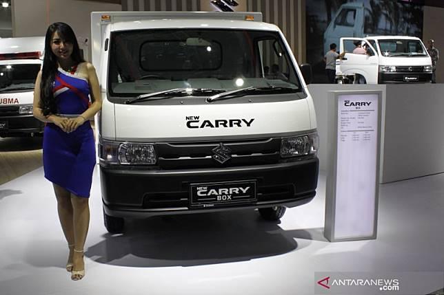 Spesifikasi, perbandingan dan harga Suzuki New Carry Pick Up