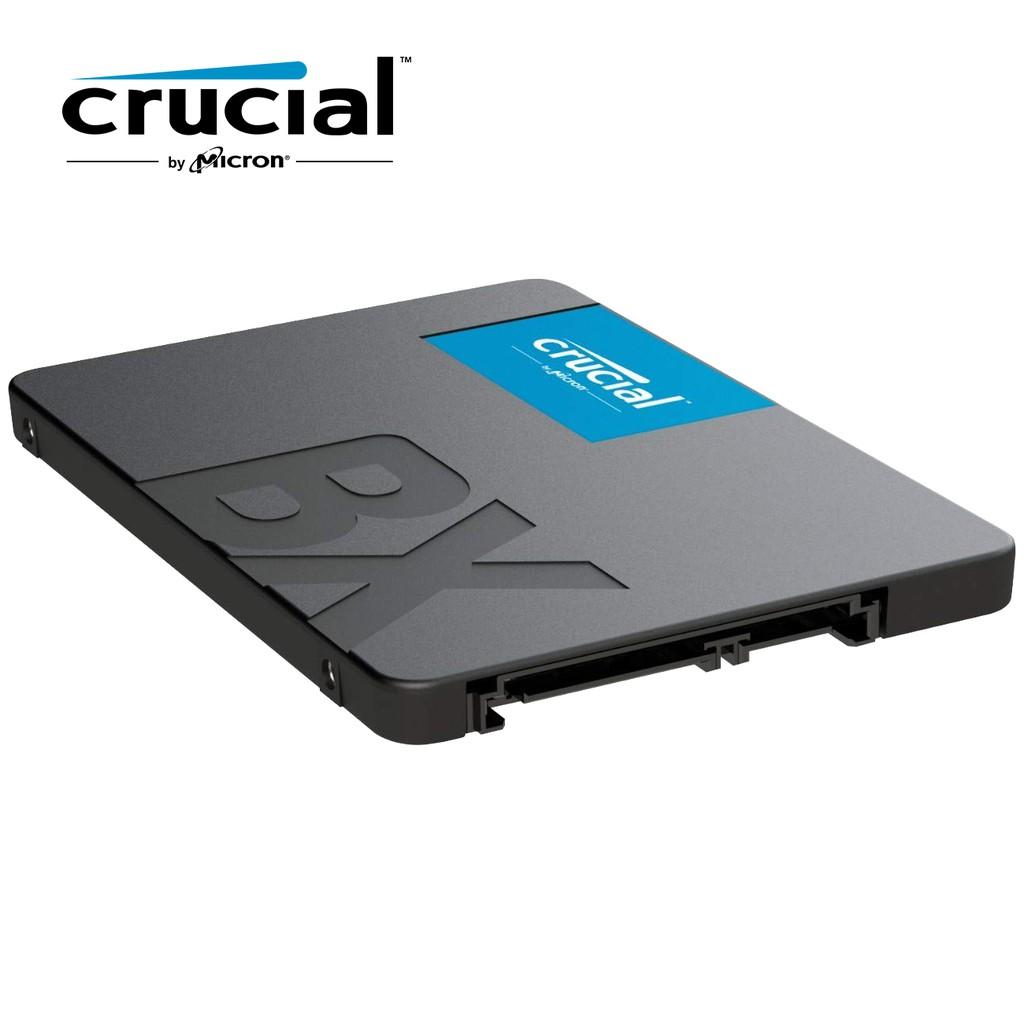 """BX500商品特色如以下幾點 :容量共計三款 :120GB/240GB/480GB 三款 商品介面 : 2.5"""" 循序讀取/循序寫入 : R/W ->540/500 商品保固 : 三年 商品產地 :"""