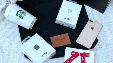 真無線藍芽耳機-聽見瑞典-Sudio Tolv 石墨烯真無線藍牙耳機