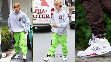 Justin Bieber 分手後面容憔悴,卻不忘用心穿搭!