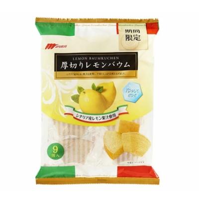 吃起來不軟爛但入口後令人驚豔 北海道產牛乳搭配檸檬口感紮實 奶香味濃郁