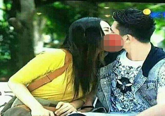 Natasha Wilona dan Verrell Bramasta nyaris berciuman dalam episode Siapa Takut Jatuh Cinta yang tayang Senin 27 November