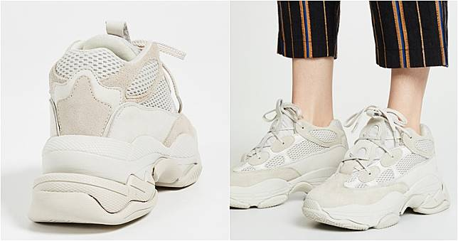 8a55105afe3d3c 兩大老爹鞋融合?!Balenciaga Triple S x adidas YEEZY 500 混血鞋款釋出!