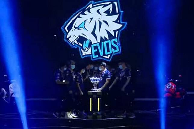 EVOS Legends juarai MPL Indonesia Season 7
