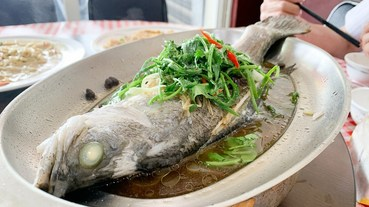 集集美食 吃飯店 | 大份量合菜餐廳,厚實菜圃蛋,超實在的蝦仁炒麵!