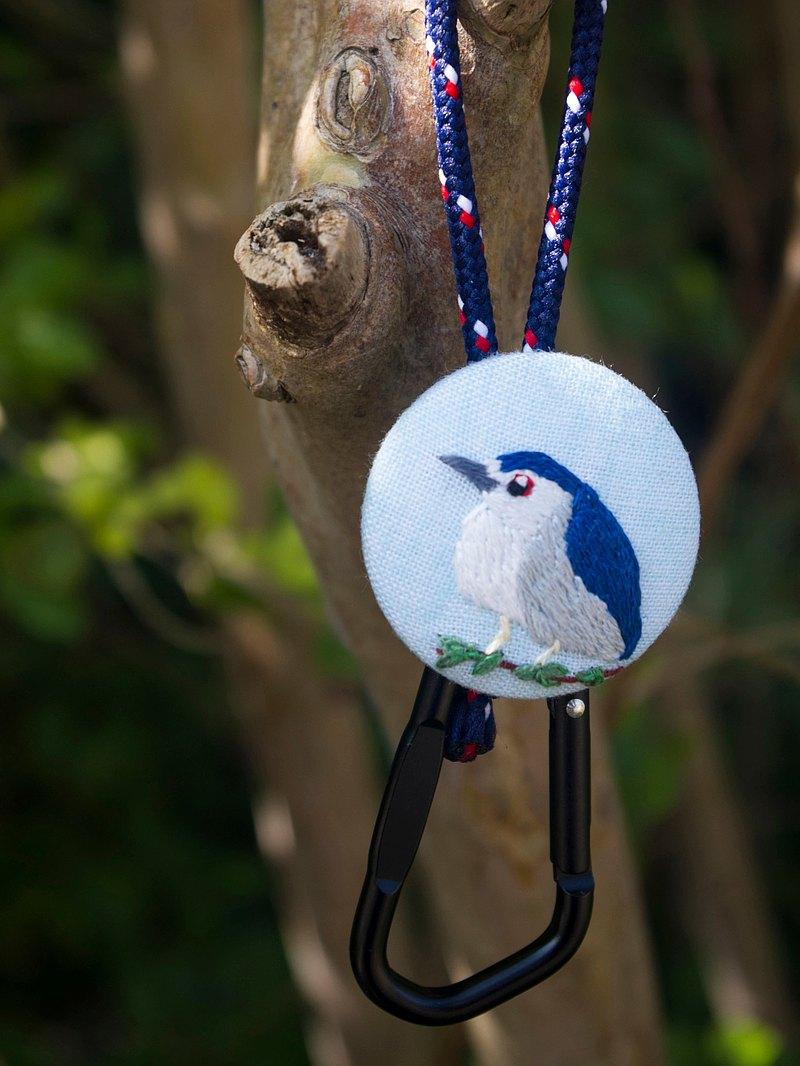 「帶我們到山上吧!」 香港野鳥鄰居行山掛扣將會是你的好幫手。