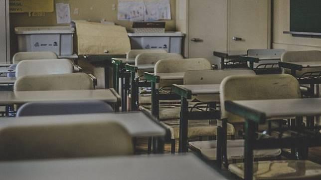 Ilustrasi sekolah. (Unsplash/Feliphe S)