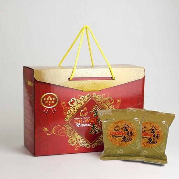 【阿嬤的金絲麵】超值禮盒~每盒口味任選4款
