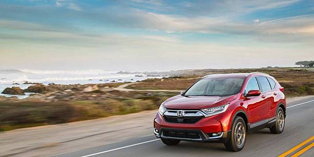 Honda CR-V 2019 (Autoevolution)