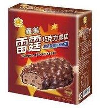【免運冷凍宅配】義美雷霆巧克力雪糕65g(4支/盒)*6盒 【合迷雅好物商城】