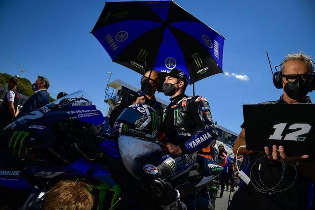 Gacor di Tes Pascabalap Jerez, Maverick Vinales Kian Pede Tatap MotoGP Prancis 2021