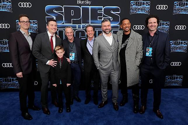 Twentieth Century Fox and Blue Sky Studios' SPIES IN DISGUISE World Premiere, Los Angeles, USA - 04 Dec 2019