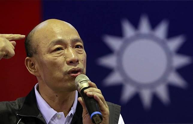 高雄》韓國瑜若讓高雄翻盤 民進黨將瀕臨土崩瓦解?