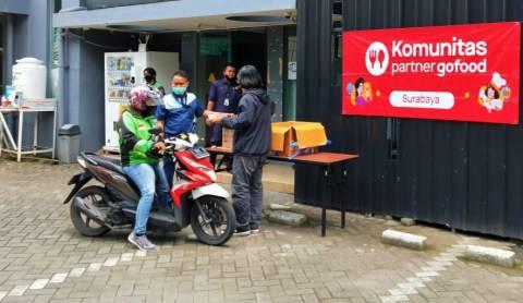 Jalankan Jumat Berkah, Pengusaha Nasi Uduk di Surabaya Naik Omzet Puluhan Persen (1)