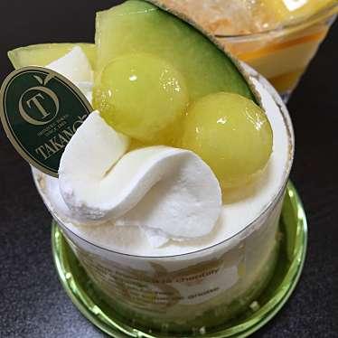 実際訪問したユーザーが直接撮影して投稿した新宿ケーキ新宿高野 ルミネエスト店の写真