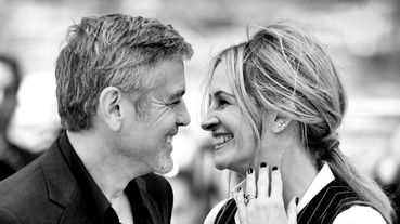 「他總能逗她笑。」 茱莉亞羅勃茲與喬治克隆尼的特別友情