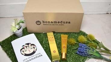 bonamedusa Lip Wave Delete(改善唇紋)。秋冬唇部不再乾巴巴。安撫肌膚煩惱系列,高品質的機能性保養品,成分溫和對肌膚零傷害