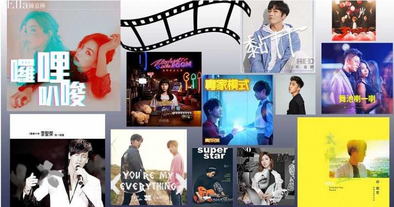 知名網紅反骨男孩也將與音樂服務平台《J'in音樂捷徑》合作。(圖/翻攝自臉書)