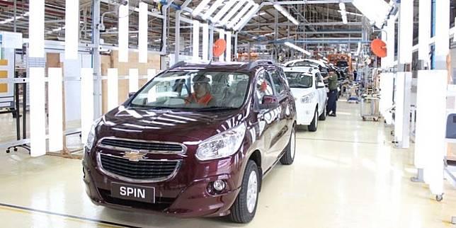 Pabrik Chevrolet (GMauthority)