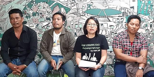 Walhi: Terjadi 146 Dugaan Kriminalisasi Sepanjang 2014-2019