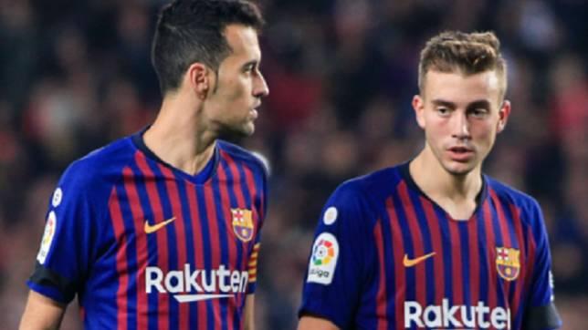 Jelang Bursa Transfer Ditutup, Busquets Resmi Tinggalkan Barcelona