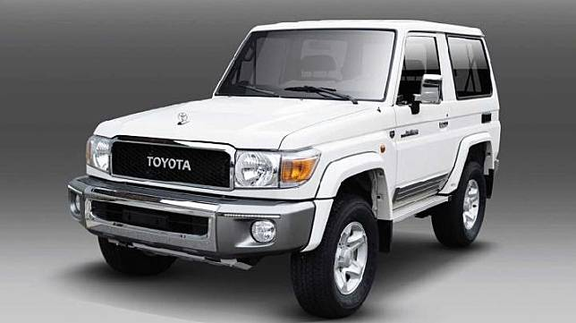 Toyota Land Cruiser (Toyota UAE/Motor1.com)