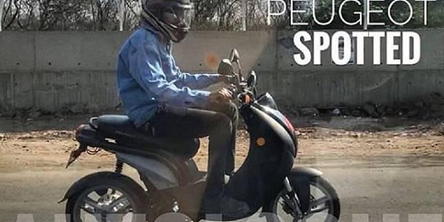 Spyshot Peugeot Ludix (Motorbeam.com)