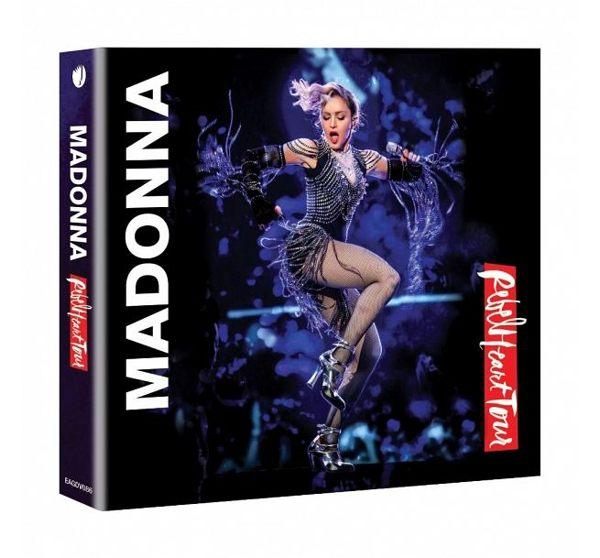 Madonna Ciccone 不敗神話 台灣演唱會史上最震撼 橫跨4大洲82場 百萬人唯一信仰