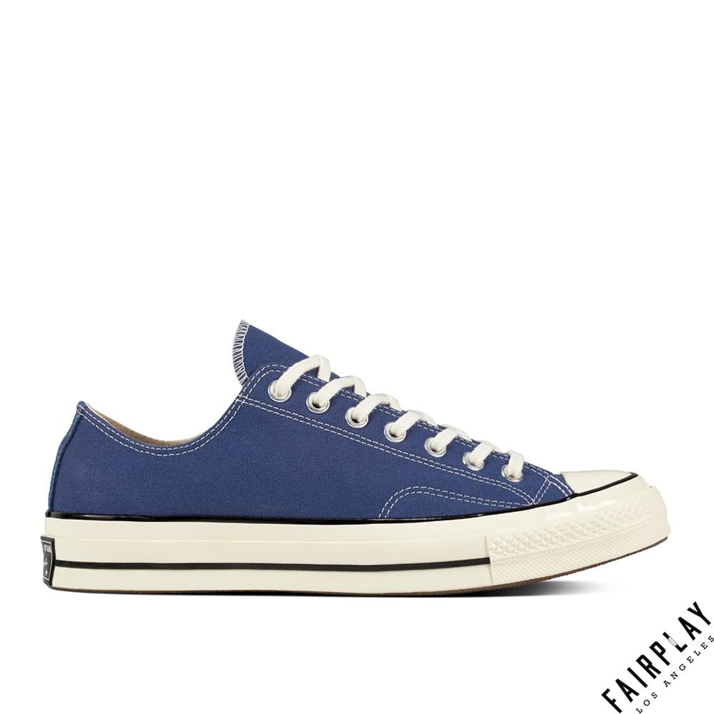 Converse All Star 1970 海軍藍 男鞋 女鞋 低筒 復古 奶油頭 奶油底 經典款 162064C