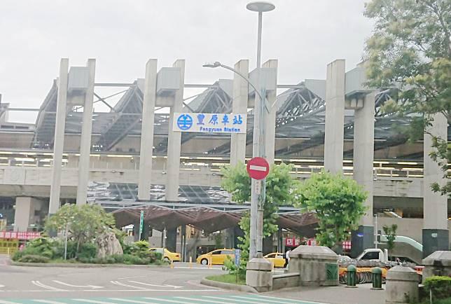 ▲豐原轉運中心預計2021年完工,將可與車站無縫接軌,並對車站後站房市影響最大。(圖/住商不動產提供)