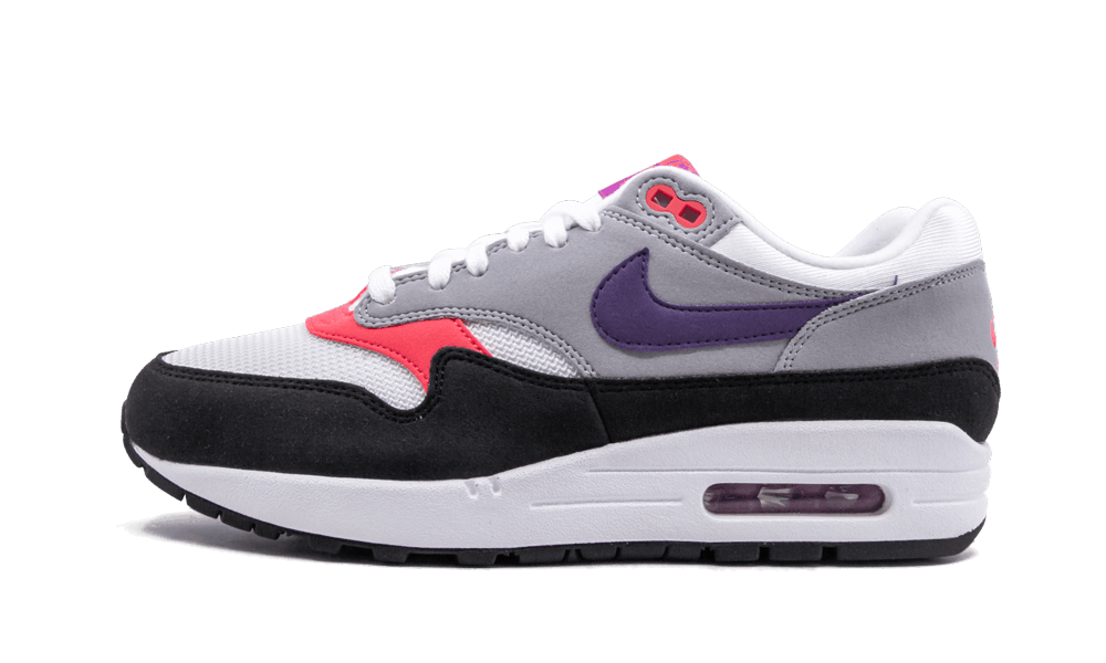 This women's Nike Air Max 1 originally released in July 2018. It maintains similar construction to t