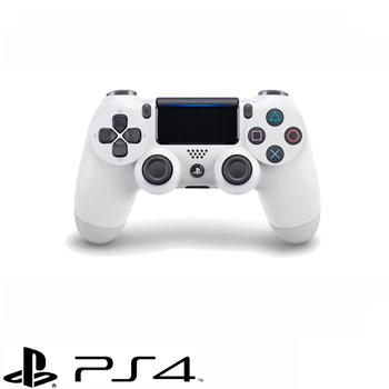 PS4 無線控制器 冰河白 全新觸碰板 支援有線USB通訊