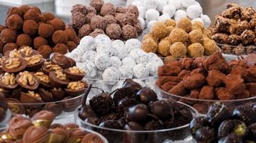 甜點界的經典傳說 - 全球九大巧克力品牌