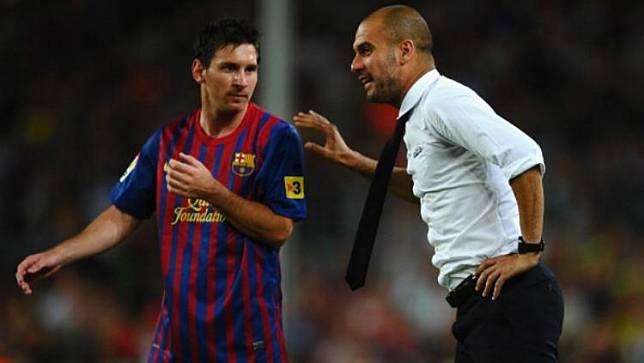 Sah! Pep Guardiola Resmi Jadi Orang Dalam Barcelona