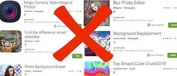 7 Aplikasi Yang Dihapus Dari Play Store No 2 Sudah Di Download Milyaran Pengguna Jalantikus Com Line Today