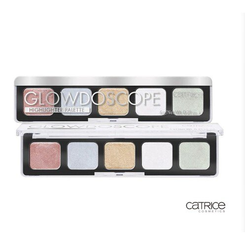 〈小資族購物站〉Catrice卡翠絲 五色 遮瑕盤 遮瑕膏 迷幻世界炫彩打亮盤 6g
