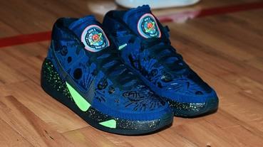 勘履訪客 / 生於籃球之心 Nike KD13 'Planet of Hoops' 化身籃球之星