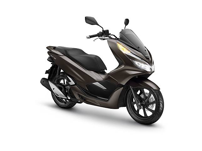 Illustrasi Honda PCX 150